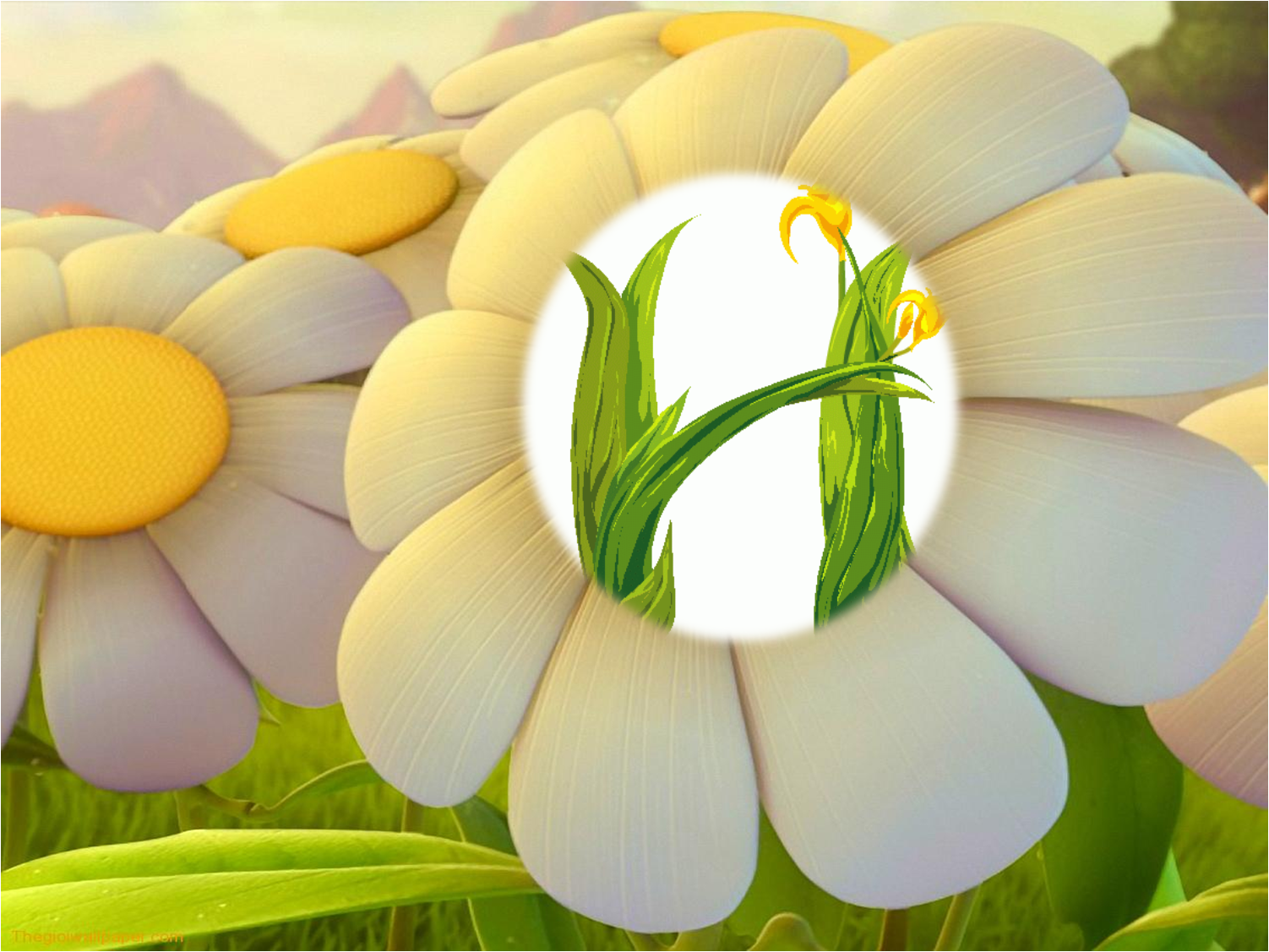 Azhar artinya bunga © Ape.bal