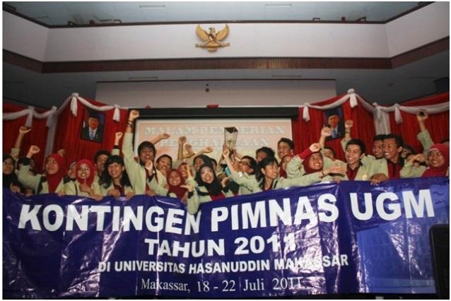 UGM Bawa Pulang (lagi) Piala PIMNAS