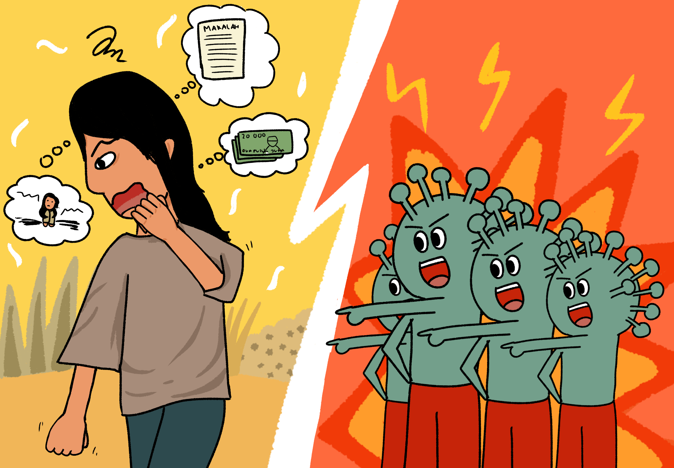 Merawat Kesehatan Mental Di Masa Pandemi Ala Stoikisme | Balairungpress